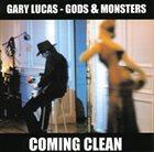 GARY LUCAS Coming Clean album cover