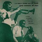 GENE AMMONS A Hi Fidelity Modern Jazz Jam Session album cover