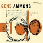 GENE AMMONS All-Star Sessions (aka Woofin' and Tweetin') album cover
