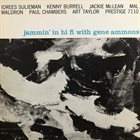 GENE AMMONS Jammin' in Hi Fi With Gene Ammons (aka The Twister) album cover