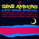 GENE AMMONS Late Hour Special album cover