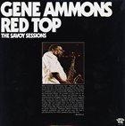 GENE AMMONS Red Top album cover