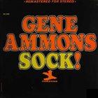 GENE AMMONS Sock! album cover
