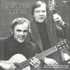GENE BERTONCINI Close Ties  (with  Michael Moore) album cover