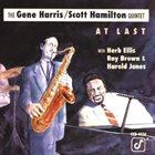GENE HARRIS At Last album cover