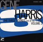 GENE HARRIS Gene Harris And The Three Sounds : Live At The 'It Club' Volume 2 album cover