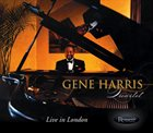 GENE HARRIS Live In London album cover
