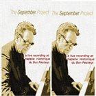 GEOFF LAPP Le Projet Septembre album cover