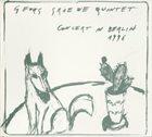 GEORG GRAEWE (GRÄWE) Georg Graewe Quintet : Concert In Berlin 1996 album cover