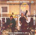 GEORG GRAEWE (GRÄWE) Georg Gräwe Quartett : Part Two album cover