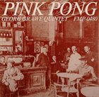GEORG GRAEWE (GRÄWE) Georg Gräwe Quintet : Pink Pong album cover