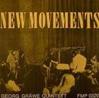 GEORG GRAEWE (GRÄWE) Georg Gräwe Quintett : New Movements album cover