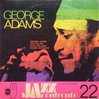 GEORGE ADAMS Jazz A Confronto 22 album cover