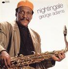 GEORGE ADAMS Nightingale album cover