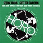 GEORGE ADAMS Suite For Swingers album cover