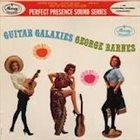GEORGE BARNES Guitar Galaxies album cover