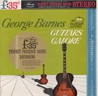 GEORGE BARNES Guitars Galore (aka Guitars A' Plenty) album cover