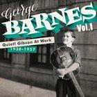 GEORGE BARNES Quiet! Gibson At Work (1938-1957) album cover