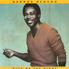 GEORGE BENSON Give Me the Night album cover