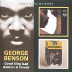 GEORGE BENSON Good King Bad / Benson & Farrell album cover