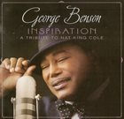 GEORGE BENSON Inspiration: A Tribute to Nat King Cole album cover