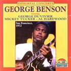 GEORGE BENSON San Francisco 1972 album cover