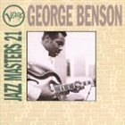 GEORGE BENSON Verve Jazz Masters 21 album cover