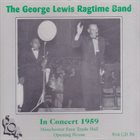 GEORGE LEWIS (CLARINET) In Concert Manchester Free Trade Hall album cover