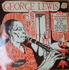 GEORGE LEWIS (CLARINET) Jam Session album cover