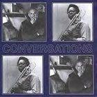 GEORGE LEWIS (TROMBONE) George E. Lewis, Bertram Turetzky : Conversations album cover