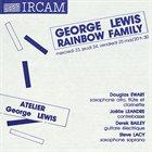 GEORGE LEWIS (TROMBONE) Rainbow Family album cover