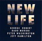 GEORGE ROBERT New Life album cover