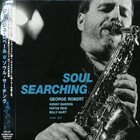 GEORGE ROBERT Soul Searching album cover