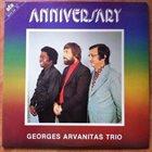 GEORGES ARVANITAS Georges Arvanitas Trio : Anniversary album cover