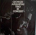 GEORGES ARVANITAS In Concert album cover