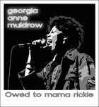 GEORGIA ANNE MULDROW Owed To Mama Rickie album cover
