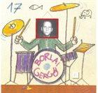GERGŐ BORLAI 17 album cover