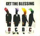 GET THE BLESSING OC DC album cover