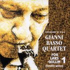 GIANNI BASSO For Lars Gullin (Swedish Genius) Vol. 1 album cover