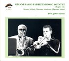 GIANNI BASSO Two Generation (with Fabrizio Bosso) album cover