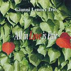 GIANNI LENOCI All In Love Is Fair album cover