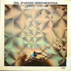 GIL EVANS Blues in Orbit album cover