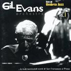 GIL EVANS Live at Umbria Jazz 87 Vol.1 album cover