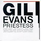 GIL EVANS Priestess album cover