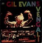 GIL EVANS Svengali (aka Gil Evans) album cover