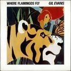 GIL EVANS Where Flamingos Fly album cover
