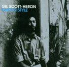 GIL SCOTT-HERON Ghetto Style album cover