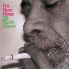 GIL SCOTT-HERON I'm New Here album cover