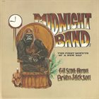 GIL SCOTT-HERON Gil Scott-Heron & Brian Jackson, The Midnight Band : The First Minute Of A New Day album cover