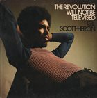 GIL SCOTT-HERON The Revolution Will Not Be Televised album cover